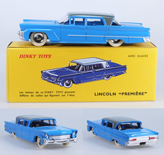 DIF-A-532-Lincoln-blue (adrianz toyz) Tags: editions atlas dinky toys diecast toy model car adrianztoyz copy reissue france french lincoln premiere 532