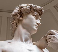 Michelangelo's David (Michael Smith PhotoArt) Tags: florence italy accademiagallerymuseum david michelangelo sculpture stilllifephotography art