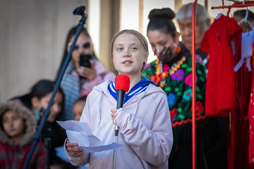 Greta Thunberg, From FlickrPhotos
