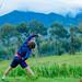 Arsenal's David Luiz visits Singita Kwitonda Lodge, Rwanda