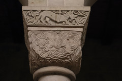 Quedlinburg, Stiftskirche St. Servatii, Kapitell (julia_HalleFotoFan) Tags: quedlinburg stiftskirche stiftskirchestservatii romanik strasederromanik unescowelterbe langhaus säulen pfeiler stützenwechsel