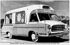 1952 RENAULT R2061 Letourneur & Marchand Publicity Truck (ClassicsOnTheStreet) Tags: 5920bf75 renault r2061 letourneurmarchand publicityvehicle 1952 renaultr2061 1000kg 1400kg renault1000kg renault1400kg cocacola werbung advertising reclametruck reclame publicity charbonneaux philippecharbonneaux bus van forgone fourgonne deliveryvan lieferwagen utility commerciale commercial bedrijfswagen bestelbus 50s 1950s classic oldtimer klassieker veteran oldie classico gespot spotted carspot amsterdam 2019 frankrijk france francia frankreich classicsonthestreet kopie copy reproduction image afbeelding photo foto picture photograph internet tatra87 curbsideclassic zww blw