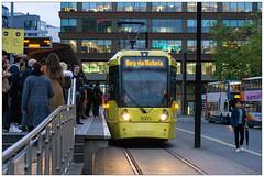 3001 (AlanP) Tags: 3001 metrolink manchester
