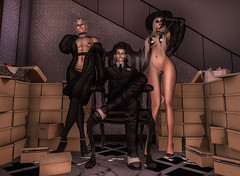 The von Klempts. (Panda.Nayar) Tags: second life secondlife secondlifeavatar secondlifeav secondlifeavi secondlifephotography slavatar slphotography slfashion secondlifefashionblogger secondlifecouples couple couplegoals family cult slfashionshot slphoto
