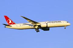 TC-LLE (JBoulin94) Tags: tclle turkish airlines boeing 7879 dreamliner washington dulles international airport iad kiad usa virginia va john boulin
