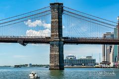 Brooklyn Bridge (Karlgoro1) Tags: sony alpha a7r ii mirrorless digital camera ilce7rm2 new york city street architecture sky window lines road geometric manhattan pattern tamron 2875mm f28 di iii rxd lens bridge brooklyn
