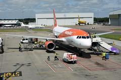 easyJet G-EZBI (Howard_Pulling) Tags: easyjet airbus ltn luton airport