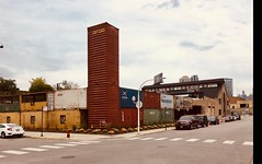 City Hall event venue (Steven Vance) Tags: westloop nearwestside chicago shippingcontainer