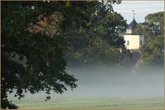3viertel8 (der bischheimer) Tags: church kirche nebel morgennebel lausitz derbischheimer