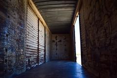 Boxcar Heaven 2 (Toasto) Tags: boxcar trainhopping freighttrain train metal walls shippingcontainer