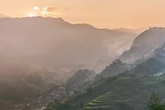 _J5K3361-67.Thị trấn Sapa.Lào Cai (hoanglongphoto) Tags: asia asian vietnam northvietnam northernvietnam northwestvietnam landscape scenery vietnamlandscape vietnamscenery sapalandscape sunset sunsetinsapatown sky redsky mountain flanksmountain manyhouses terracedfields seasonharvest hdr canon canoneos1dsmarkiii canonef2470mmf28liiusm tâybắc làocai sapa thịtrấnsapa hoànghôn hoànghônsapa núi sườnnúi bầutrời bầutrờimàuđỏ ruộngbậcthang sapamùagặt nhữngngôinhà sapamùalúachín
