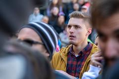 Young man (Streetsblog Denver) Tags: denver colorado unitedstatesofamerica demonstration gretathunberg havencoleman climatechange climateportest fridaysforfuture stike studentstrike student