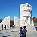 Martin Luther King Jr Memorial - Washington DC