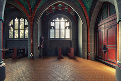 ... (Benny / 2B-OptiK) Tags: urbex urban ue exploration explore church chapel chiesa old hdr verlassen vergessen verlassene orte abandoned lostplace lost place places