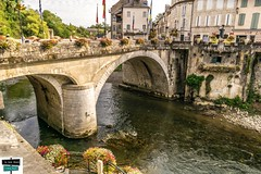 Pont Sainte Marie (https://pays-basque-et-bearn.pagexl.com/) Tags: 64 aquitaine béarn colinebuch france oloronsaintemarie pyrénéesatlantiques hautbéarn lestroisvallées nature pyrénées sudouest ville