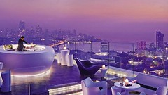 Rooftop bar at the Four Seasons hotel Mumbai (AlluringIndiaTours) Tags: private jet vacations