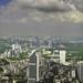 View from Petronas tower, Kualalumpu, Malaysia