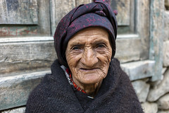 A Sweetie (_aires_) Tags: tupedistrict limaregion peru aires iris woman smile oldwoman sweetie wrinkles traditionaldress portrait canoneos5dmarkiv canonef40mmf28stm