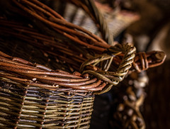 Basket case (alisonsage1) Tags: wicker willow baskets basketweaving willowweaving natural