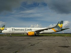 G-TCDG A321 Thomas Cook (corrydave) Tags: gtcdg a321 thomascook shannon