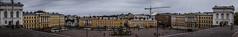 "panorama of Senate Square (Senaatintori), Helsinki, Finland. (grumpybaldprof) Tags: helsinki finland europe scandinavia ""gulfoffinland"" ""greaterhelsinki"" worlddesigncapital2012"" ""1952summerolympics"" tavastians swedes nordic finnish ""senatesquare"" ""senaatintori"" ""carlludvigengel"" architecture square senate ""governmentpalace"" ""universityofhelsinki"" ""emperoralexanderii"" statue emperor ""dietoffinland"" 1863 1757 ""sederholmhouse"" mood moody atmosphere atmospheric exterior outside building sculpture art ""canon80d"" ""tamron sp35mmf18 divcusd"""