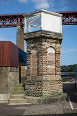 Photo of Hawes Pier Lighthouse, South Queensferry