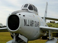 "Republic F-84F Thunder Streak 00004 • <a style=""font-size:0.8em;"" href=""http://www.flickr.com/photos/81723459@N04/48883908007/"" target=""_blank"">View on Flickr</a>"