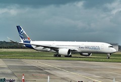 AIRBUS A350 F-WXWB (Adrian.Kissane) Tags: shannonairport shannon fwxwb 492019 1 a350 airbus