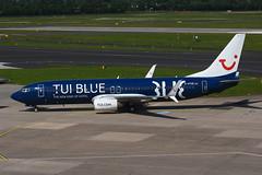 D-ATUD Boeing B737-8K5 EDDL 21-05-17 (MarkP51) Tags: dusseldorf plane germany airplane airport nikon image aircraft airliner dus northrhinewestphalia eddl d7200 markp51 nikonafp70300fx boeing b7378k5 datud tui x3 b737 specialcolours tuifly tuiblue