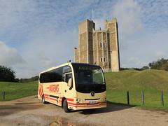 DSCN2935 Andrew's, Tideswell FJ15 EJC (Skillsbus) Tags: england buses coaches andrews tideswell peakdistrict derbyshire mercedes atego plaxton cheetah fj15ejc