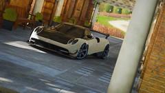 Pagani Huarya BC  (3) (BugattiBreno) Tags: racing fh4 forza horizon 4 driving pagani huarya bc italian italy game videogame screenshot