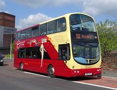 TRANSDEV 401 R100TDV (Bunny400) Tags: transdev 401 r100tdv wrightbus bunny400 blackburnbuscompany 100
