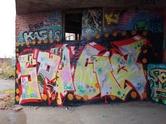 Pispala (Thomas_Chrome) Tags: graffiti streetart street art spray can wall walls fame gallery pispala tampere suomi finland europe nordic legal