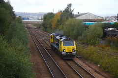 Retracing Steps.... (marcus.45111) Tags: woodburnjct freightliner 70003 routelearner 0k70 flickr flickruk 2019