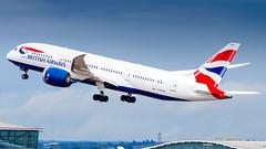 Boeing 787-8 Dreamliner G-ZBJD British Airways (William Musculus) Tags: plane airplane spotting aviation london heathrow lhr egll william airport musculus gzbjd british airways boeing 7878 dreamliner ba baw