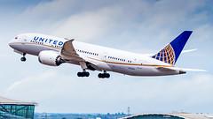 Boeing 787-8 Dreamliner N26906 United Airlines (William Musculus) Tags: plane airplane spotting aviation london heathrow lhr egll william airport musculus n26906 united airlines boeing 7878 dreamliner ua ual