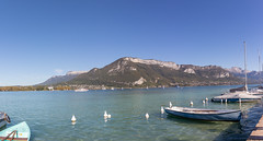Lac d'Annecy (arnaud.marchand) Tags: lac lake moutains auvergne rhonealpes tourisme travel hautesavoie annecy vue view landscape paysage photography 77d canon