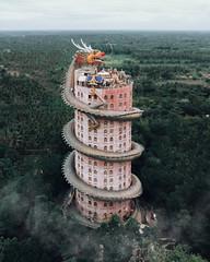 Dragon Temple Thailand (.Ell) Tags: travel travelphotography photography dronephotography drone dji thailand thai