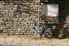 Bike (olovsebastian) Tags: canon canoneos canoneos620 eos kodakcolorplus200 colorplus200 tallinn analog analogue analoguephotography analogphotography film filmphotography