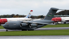 08-8202 (PrestwickAirportPhotography) Tags: egpk prestwick airport usaf united states air force boeing c17a globemaster 088202 mcchord mobility command