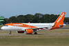 easyJet G-UZHS A320neo Airbus A320-251N London Stansted Airport