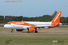 easyjet Airbus G-UZHS A320neo A320-251N London Stansted Airport (bananamanuk79) Tags: planewatch pictures aviation airplane airport london flying flight runway air travel transport pilot avgeek airways takeoff departure flyer vehicle outdoor airliner jet jetliner flyers travelling holiday logo livery painted airplanes aicraft photos airline airliners airlines planespotter stansted stn airbus easyjet a320neo a321251n a320n a32n easyjeta320neo londonstanstedairport stanstedairport easyjeta320