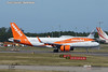 easyJet Airbus A320neo G-UZHS London Stansted Airport Airbus A320-251N