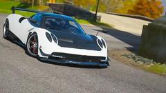 Pagani Huarya BC  (2) (BugattiBreno) Tags: racing fh4 forza horizon 4 driving pagani huarya bc italian italy game videogame screenshot