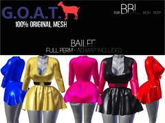G.O.A.T. BBL BAILEE FULL PERM (Key Stackz) Tags: goat bbl bailee full perm bblmeshbody slfashion slflickr secondlife slbloggers brazilian butt