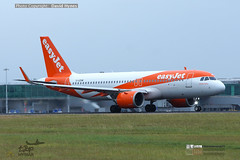 easyJet G-UZHW Airbus A320neo London Stansted Airport (bananamanuk79) Tags: planewatch pictures aviation airplane airport london flying flight runway air travel transport pilot avgeek airways takeoff departure flyer vehicle outdoor airliner jet jetliner flyers travelling holiday logo livery painted airplanes aicraft photos airline airliners airlines planespotter stansted stn airbus easyjet a320neo a321251n a320n a32n easyjeta320neo londonstanstedairport stanstedairport easyjeta320