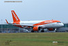 easyJet G-UZHW Airbus A320neo London Stansted Airport