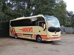 DSCN2965 Andrew's, Tideswell FJ15 EJC (Skillsbus) Tags: england buses coaches andrews tideswell peakdistrict derbyshire mercedes atego plaxton cheetah fj15ejc
