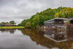 York flood. (Darren Speak) Tags: rain yorkshire york river acaster malibis