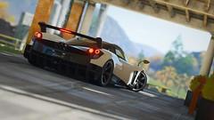 Pagani Huarya BC  (5) (BugattiBreno) Tags: racing fh4 forza horizon 4 driving pagani huarya bc italian italy game videogame screenshot